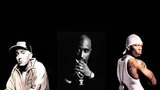 Eminem Ft. 2pac & 50 Cent - God Gave Me Style Remix