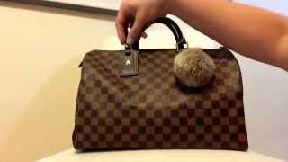 How I Use Charms And Bandeaus On My Louis Vuitton Handbags...