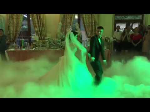 Оформлення весільного танцю спецефектами, відео 16