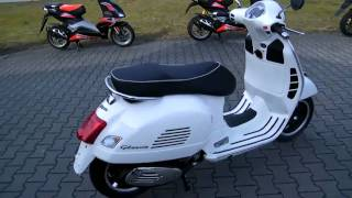 preview picture of video 'Vespa GTS 300 Super 2010 Roller/Scooter'