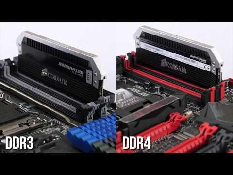 Linus Tech Quickie: Corsair Dominator Platinum extreme performance DDR4 memory