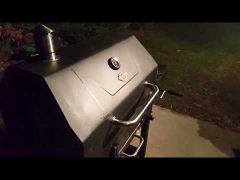 Legacy Charcoal Grill – 2190 Review and modification