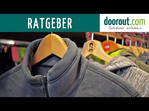 Fleecejacken Ratgeber Video Doorout
