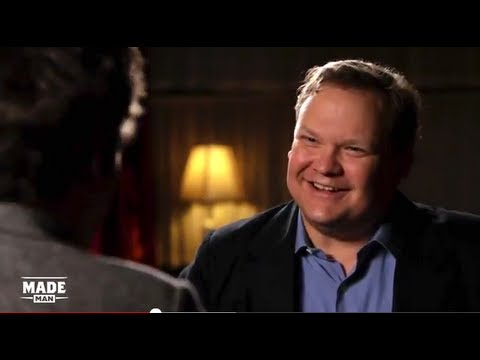 Andy Richter o slávě, Conanovi a rodině