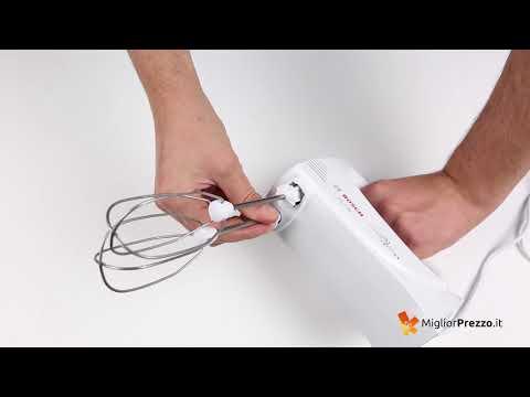 Sbattitore elettrico Bosch MFQ3030 Video Recensione