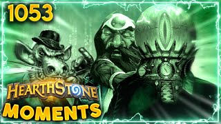 DODGING BULLETS LIKE A PRO!!   Hearthstone Daily Moments Ep.1053