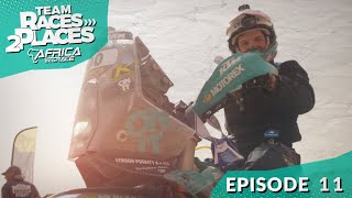 Africa Eco Race 2020, Team Races to Places Ep. 11 with Lyndon Poskitt
