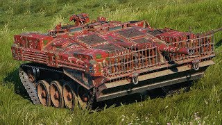 World of Tanks Strv 103B - 7 Kills 11K Damage
