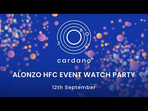 Alonzo HFC event watch party 12/9/21