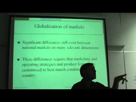International Business - Lecture 01