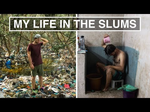 Dude spends 5 days in slums of Mumbai