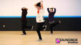 Chris Brown - Take My Time [Choreography by Alex Fierro]