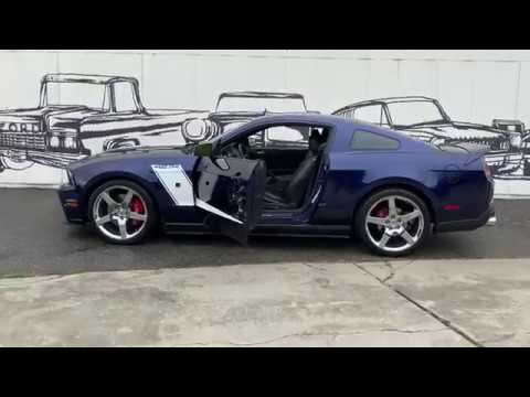 Video of 2010 Mustang located in California - Q4E0