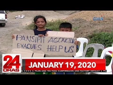 24 Oras Weekend Express: January 19, 2020 [HD]