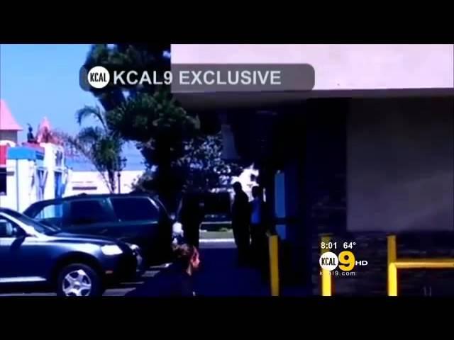 Women Officer Kills Man