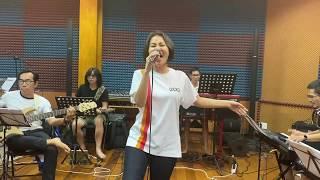 [HOZO Festival 2019] THU MINH, HỒ NGỌC HÀ tập luyện cho màn debut của Vietnam Allstars Band