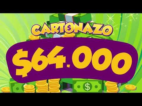 Cartonazo: 64 mil pesos
