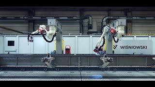 Indywidualizacja produkcji w fabryce przyszłości - firma WIŚNIOWSKI