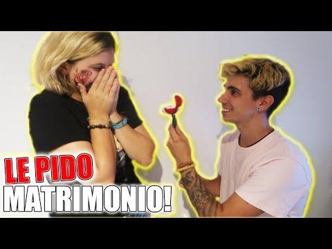 LE PIDO MATRIMONIO A MI NOVIA EL DIA DE SU CUMPLEAÑOS! (SE EMOCIONA!) HD Mp4 3GP Video and MP3