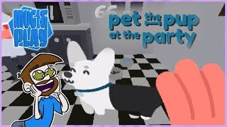DOGGOS!!! | Pet The Pup At The Party