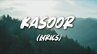 Kasoor - Prateek Kuhad ( Lyrics ) - YouTube