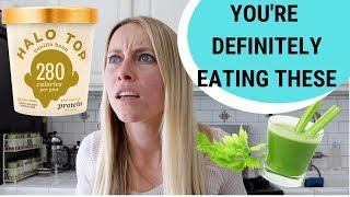 "10 ""Health Foods"" (That You're Eating) That AREN'T Actually HEALTHY!! *revealed*"