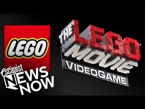 The LEGO Movie Videogame v prvních gameplay záběrech