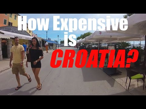 Croatia Travel: How Expensive is Traveling in CROATIA?