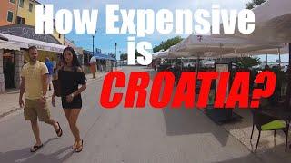 Croatia Travel: How Expensive is Traveling in CROATIA?