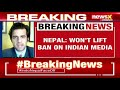 Nepal Defiant on Indian Media Ban | Wont Life Till Govt Stabilises | NewsX - Video