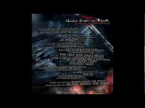 DarkTower - Blood Down the River - Lyrics Video