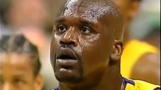 Finali NBA Lakers - 76ers Gara 1 2001 Tranquillo Buffa