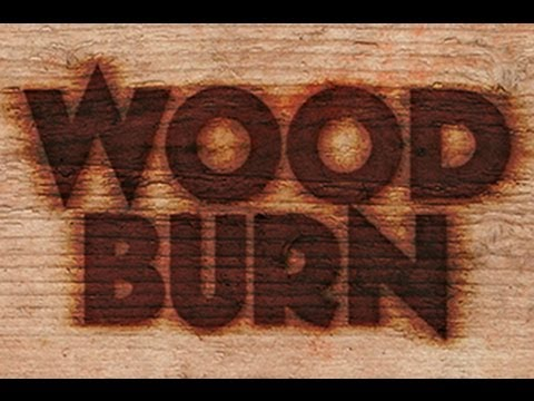 Photoshop Tutorial Wood Burn Brand Everyone Is A