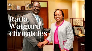 2019 highlights: Events that led to Raila, Waiguru 'handshake'