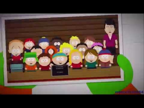 【SouthPark】Style - Whispers【AMV】