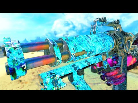 "Black Ops 4 ""MicroMG 9mm"" DLC Weapon Gameplay! (COD BO4)"