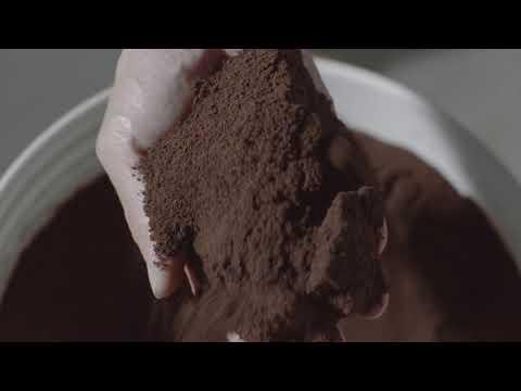 AIRMEM COLORSHELLフェイクレザーコーヒーバイオジャケット