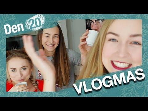 VLOGMAS Den 20. | Dopoledne s Nikčou a Kovym!