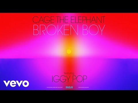 Cage The Elephant - Broken Boy (Audio) ft. Iggy Pop
