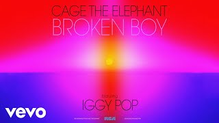 Cage The Elephant - Broken Boy (Audio) ft. Iggy Pop