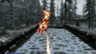 Скайрим/Skyrim Песня огненного атронаха/ Flame Atronach's Siren Song