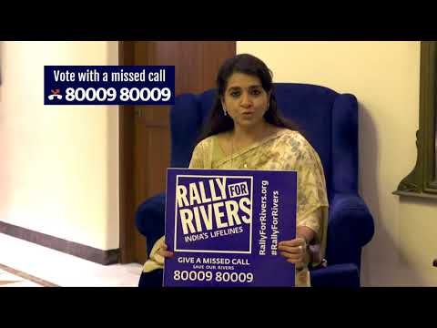 Shaina NC for Rally for Rivers