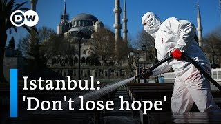 Coronavirus in Turkey: Istanbul has its health workers' backs