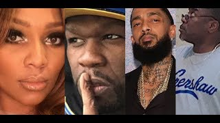 Teairra Mari REACTS to Warrant Issued For Skipping Court 50 Cent, Nipsey Hussle Reading List