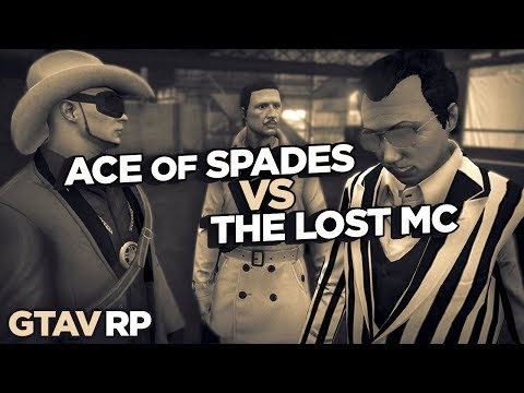 GTA V RP | Ace Of Spades VS The Lost MC (Grand Theft Auto 5 RP)