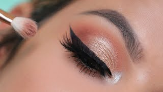 HOW TO BLEND YOUR EYESHADOW LIKE A PRO | FOR BEGINNERS - Video Youtube