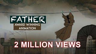 Father - 1 minute Emotional Award Winning Iranian Short Animation Film Animated Отче Короткий фільм