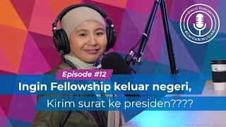 #BINUSPodcast Episode 12 Putri Cita- Alumni BINUS yang nekat mengirim surat ke Presiden