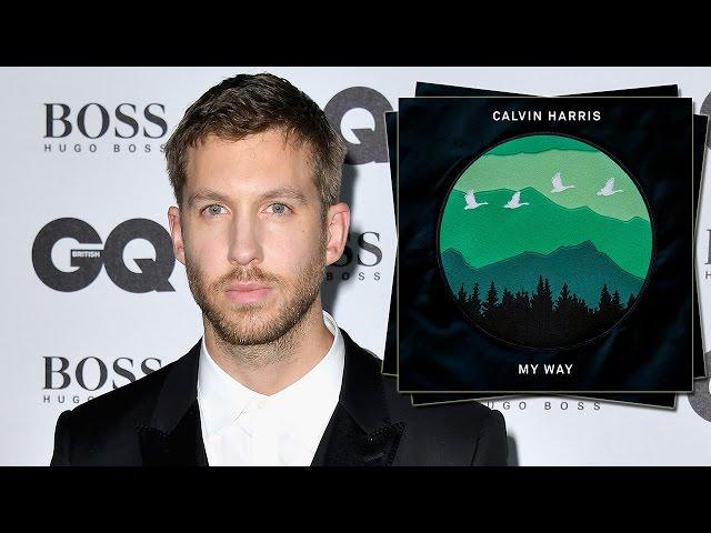 Calvin Harris Drops New Song My Way Dissing Taylo ...