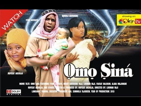 OMO SINA - NEW YORUBA NOLLYYWOOD MOVIE 2013 Starring Femi Adebayo